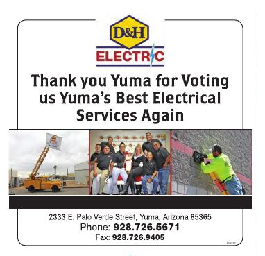 Yuma's Best Electrical Services