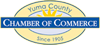 Yuma County Chamber of Commerce logo